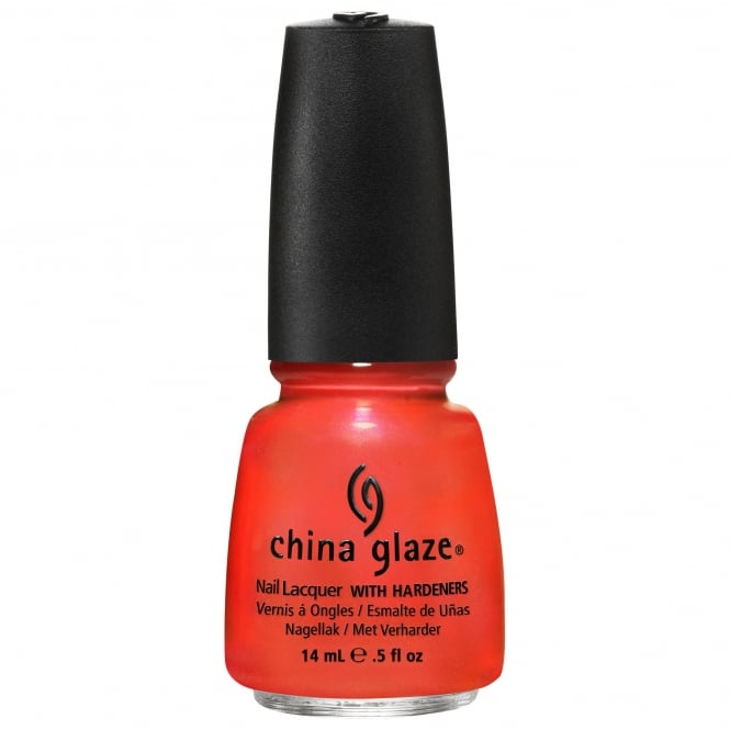 China Glaze Nail Lacquer - Summer Neons Collection 2012 - Surfin' For Boys (15ml) (80446)