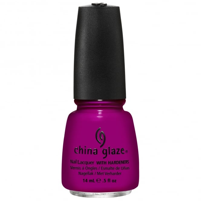 China Glaze Nail Lacquer - Summer Neons Collection 2012 - Under The Boardwalk (15ml) (80440)