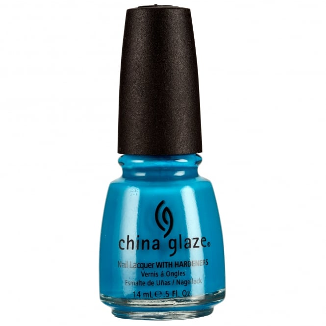 China Glaze Nail Polish - Aqua Baby 14ml (70281)