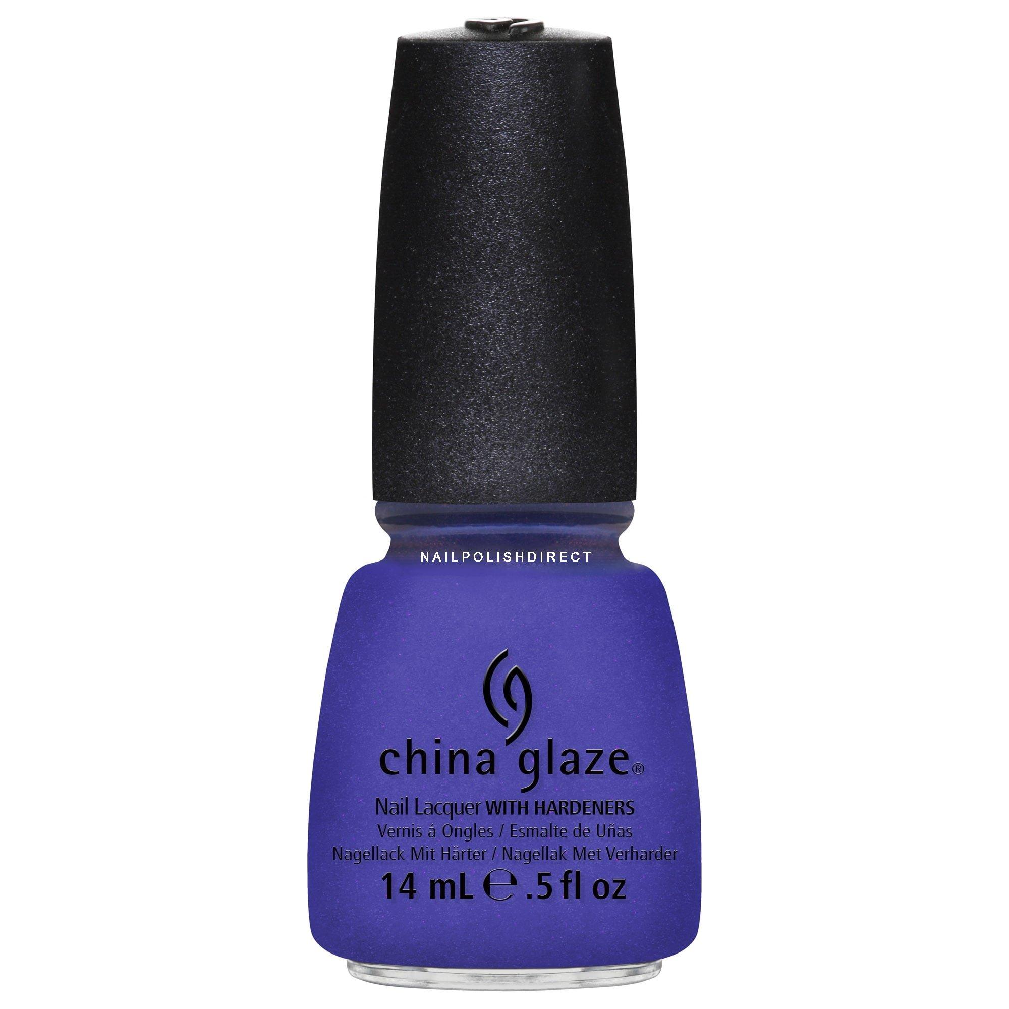 China Glaze Avant Garden Nail Polish Collection - Fancy Pants
