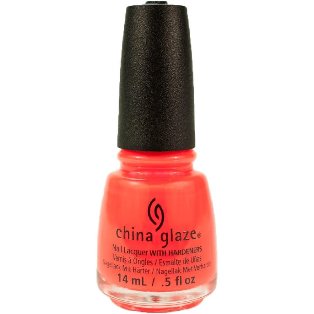 China Glaze Nail Polish Collection - Pool Party 14ml (80945)