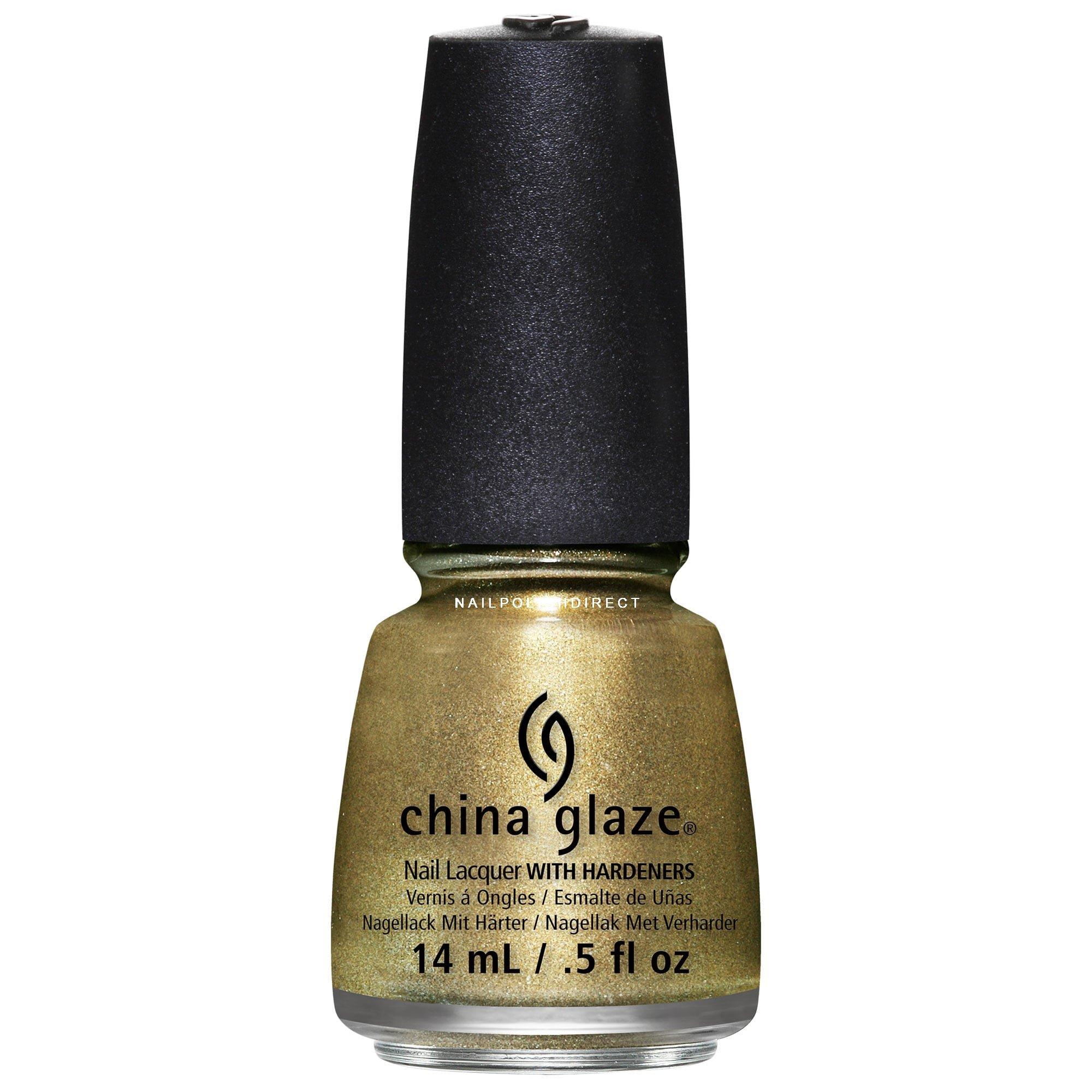 China Glaze All Aboard Nail Polish Collection 2014 - Mind The Gap 14ml