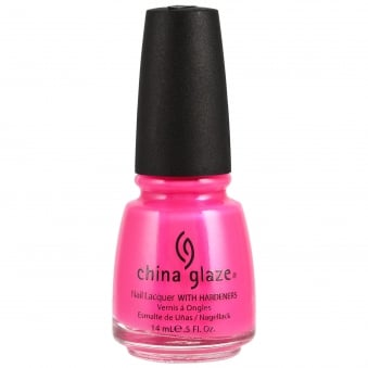 Nail Polish - Neon Pink Voltage 14ml (70291)