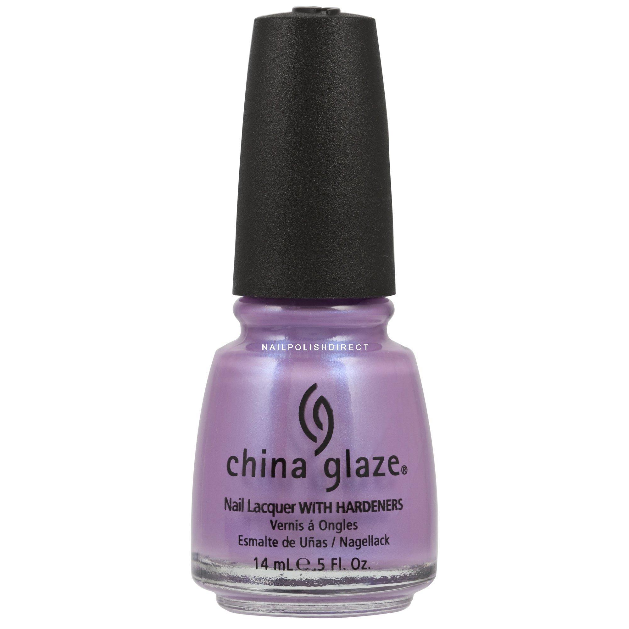 China Glaze Nail Polish - Tantalize Me 14ml (70624)