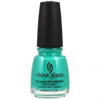 Nail Polish - Turned Up Turquoise 14ml (70345)