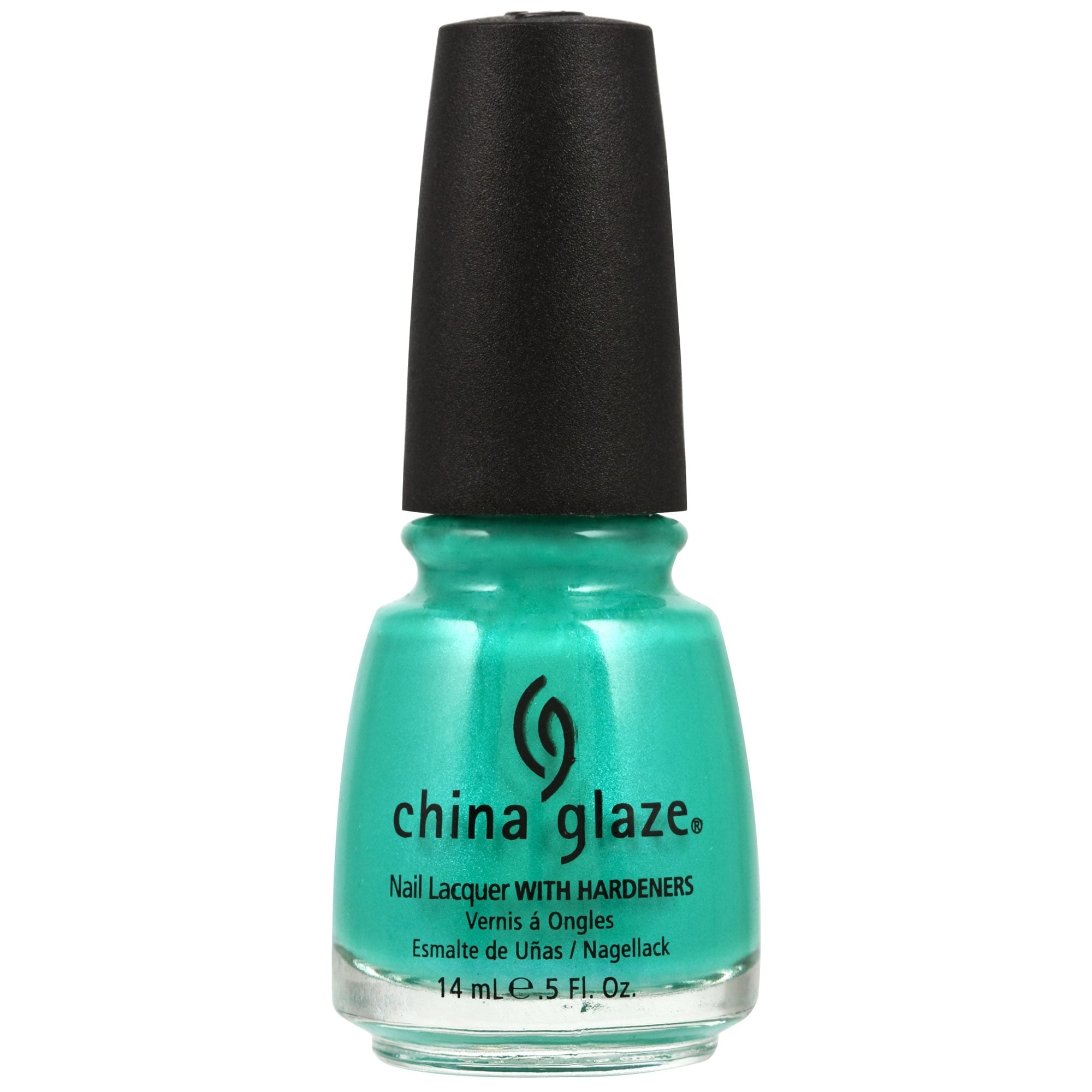 China Glaze - Neon Turned Up Turquoise