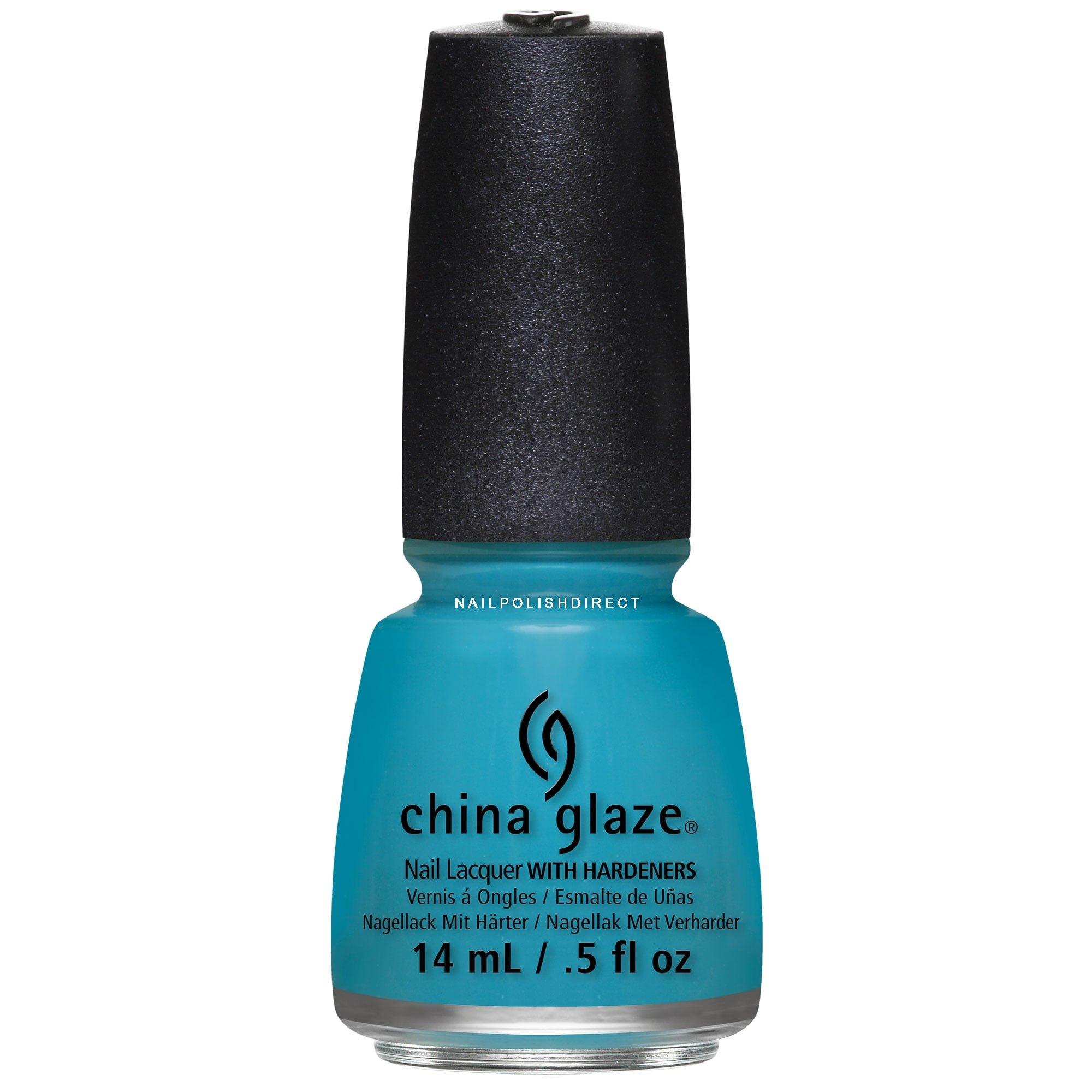 China Glaze Grey Nail Polish: China Glaze Off Shore Nail Polish Collection 2014