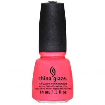 Neon On The Shore Sunsational Nail Polish Collection - Shell-O 14ml (81319)