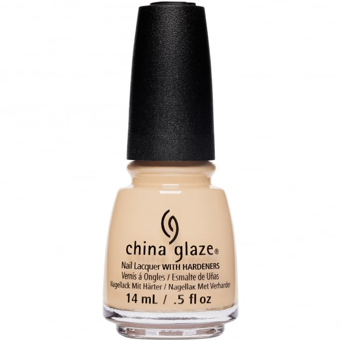 China Glaze Nudes Spring 2017 Nail Polish Collection - Bourgeois Beige (83964) 14ml