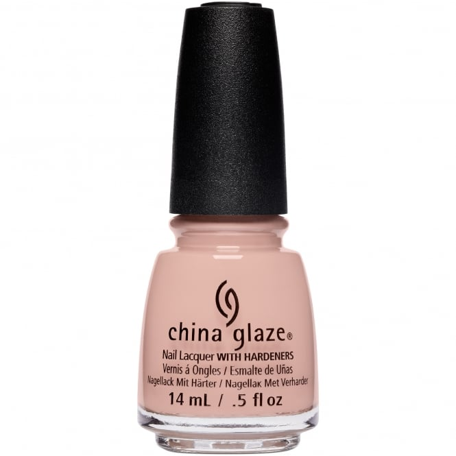 China Glaze Nudes Spring 2017 Nail Polish Collection - Note To Selfie (83966) 14ml