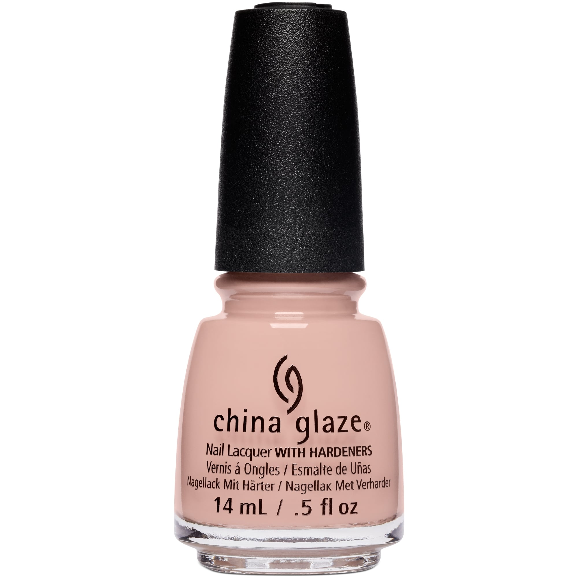 China Glaze Nudes Spring 2017 Nail Polish Collection Note To Selfie – Collection Note