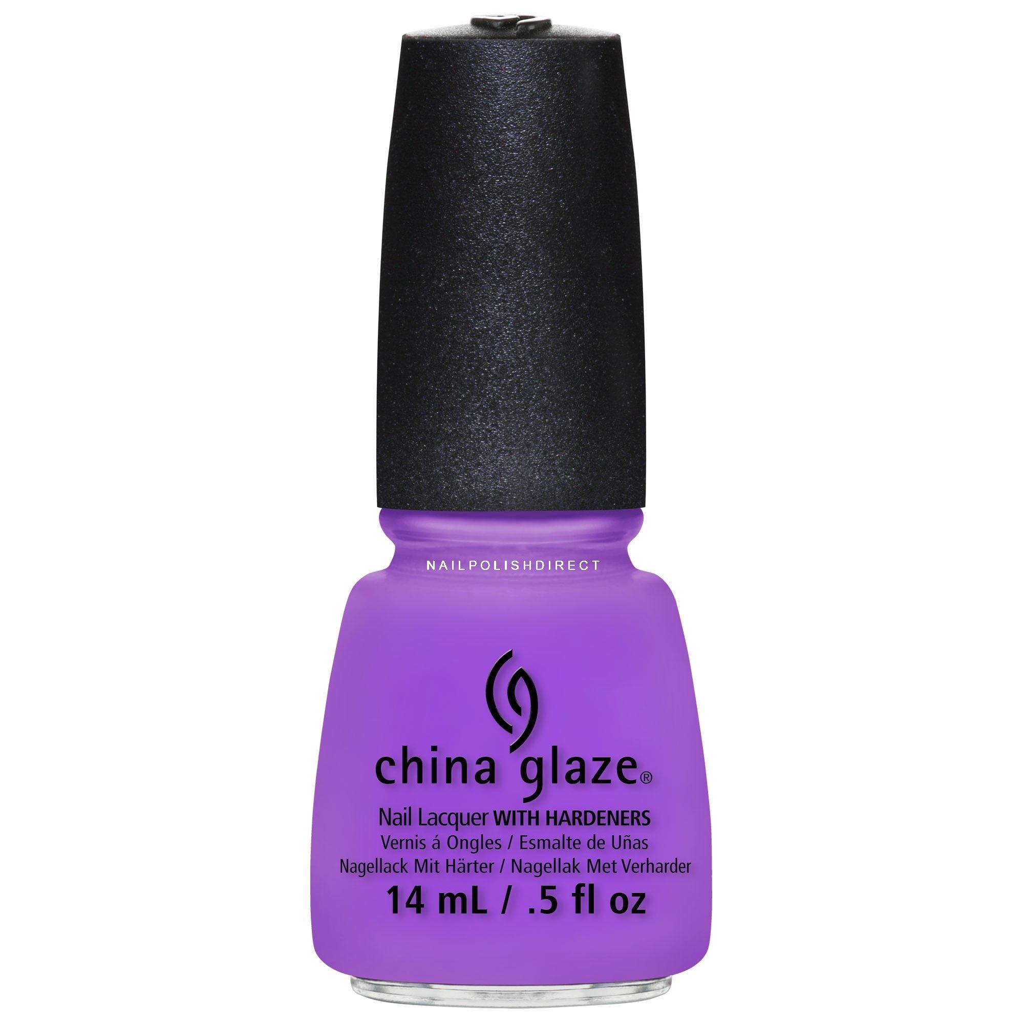 Purple Nail Polish In OPI Jessica China Glaze Essie Cnd Vinylux