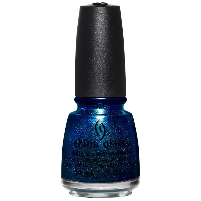 China Glaze Rebel Nail Polish Collection 2016 - Blue Ya! 14ml (83613)