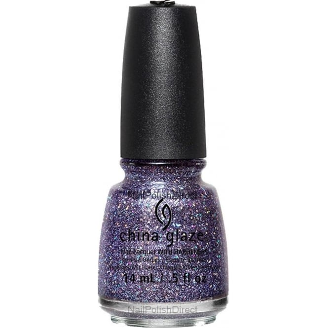 China Glaze Star Hopping 2015 Nail Polish Winter Collection - Pick Me Up Purple 14mL (82697)