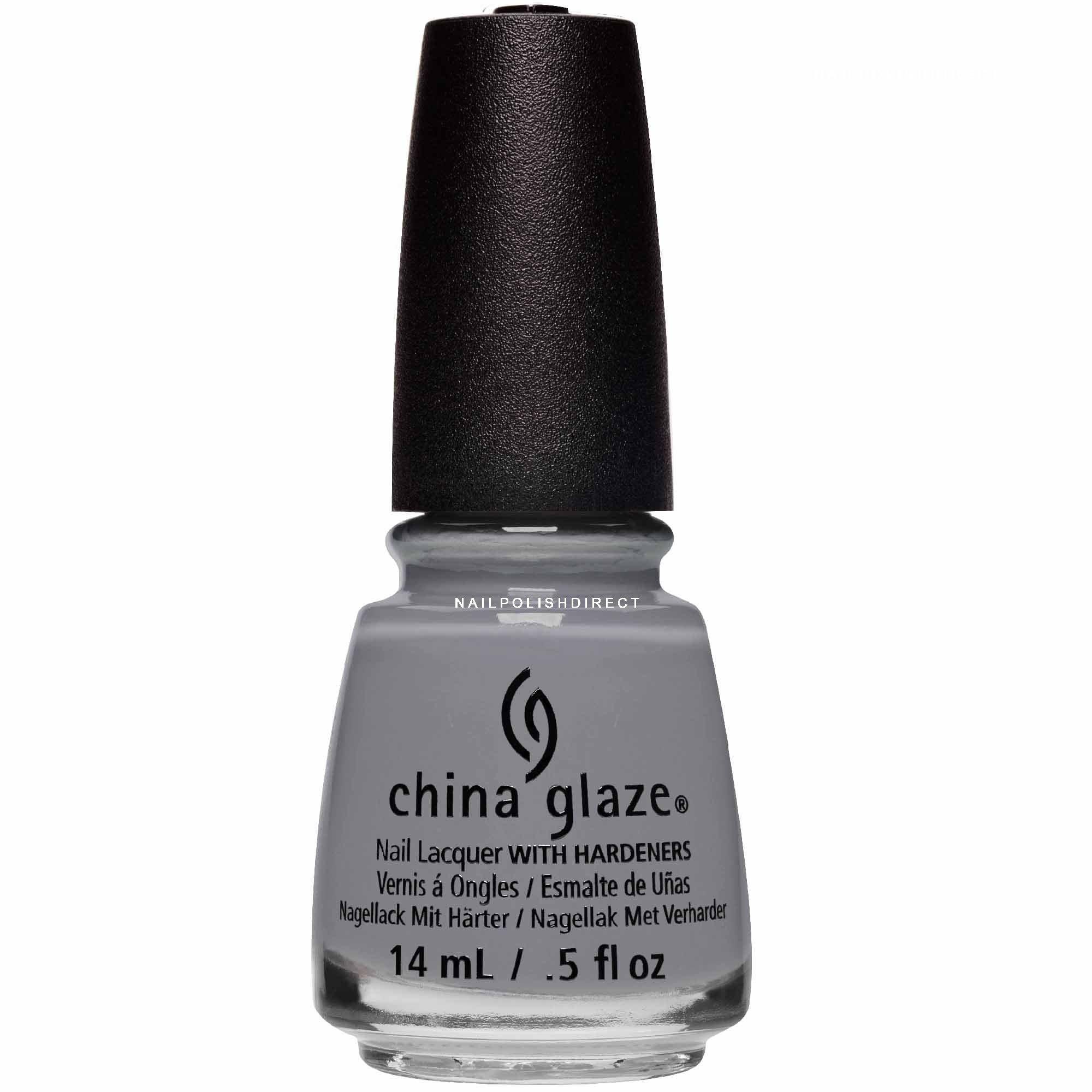 China Glaze Grey Nail Polish: China Glaze Street Regal 2017