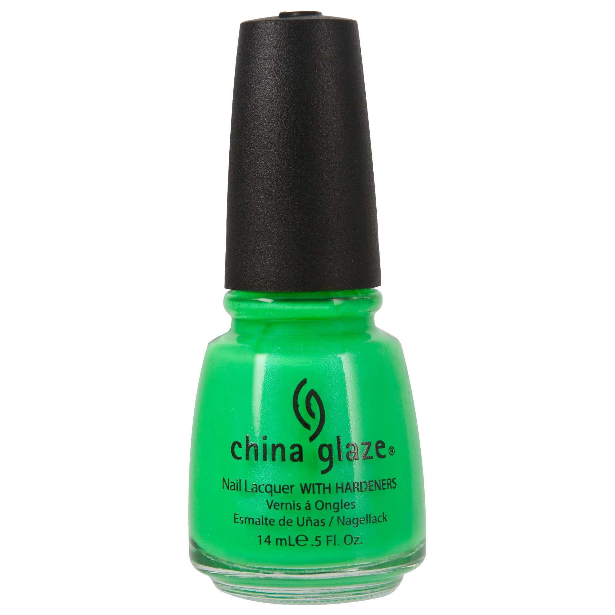 China Glaze Summer Neons Nail Polish Collection 2012 In