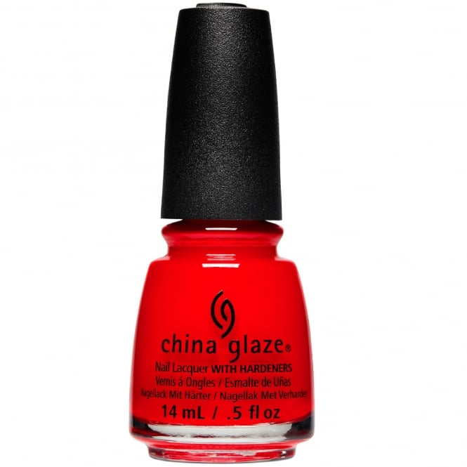 China Glaze Summer Reign 2017 Nail Polish Collection - Flame Boyant (80009) 14ml