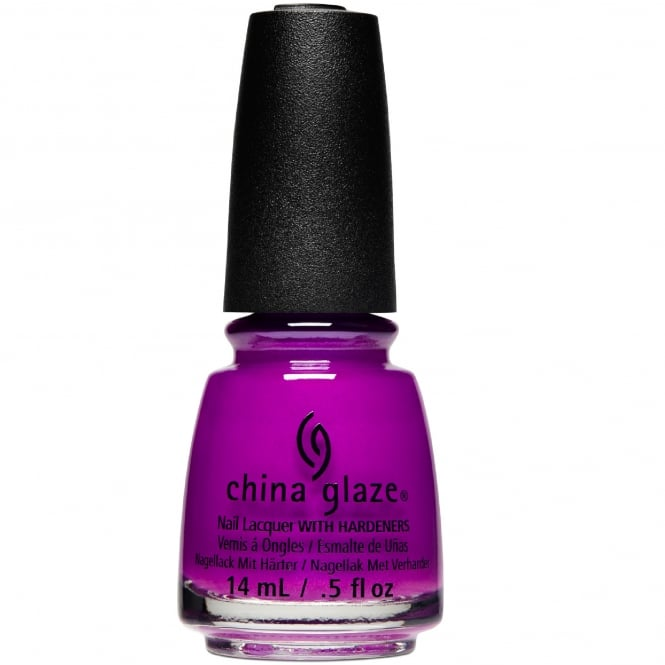 China Glaze Summer Reign 2017 Nail Polish Collection - Summer Reign (80014) 14ml