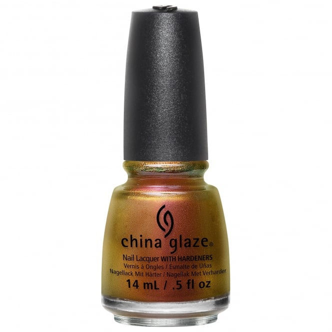 China Glaze The Great Outdoors Nail Polish Collection 2015 - Cabin Fever 14mL (82713)