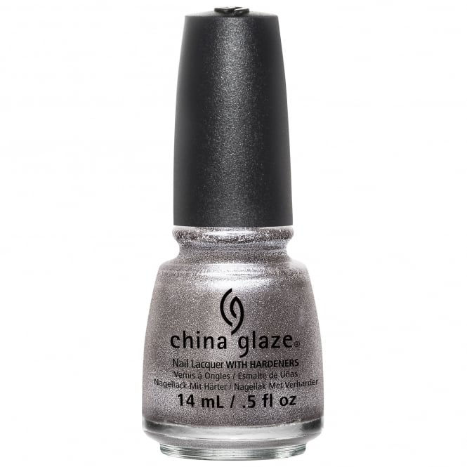 China Glaze The Great Outdoors Nail Polish Collection 2015 - Check Out The Silver Fox 14mL (82709)