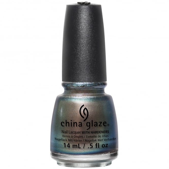 China Glaze The Great Outdoors Nail Polish Collection 2015 - Gone Glamping 14mL (82704)