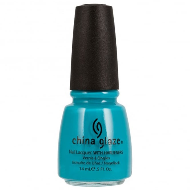 China Glaze Up & Away Nail Polish Collection 2010 - Flyin' High 14ml (80935)