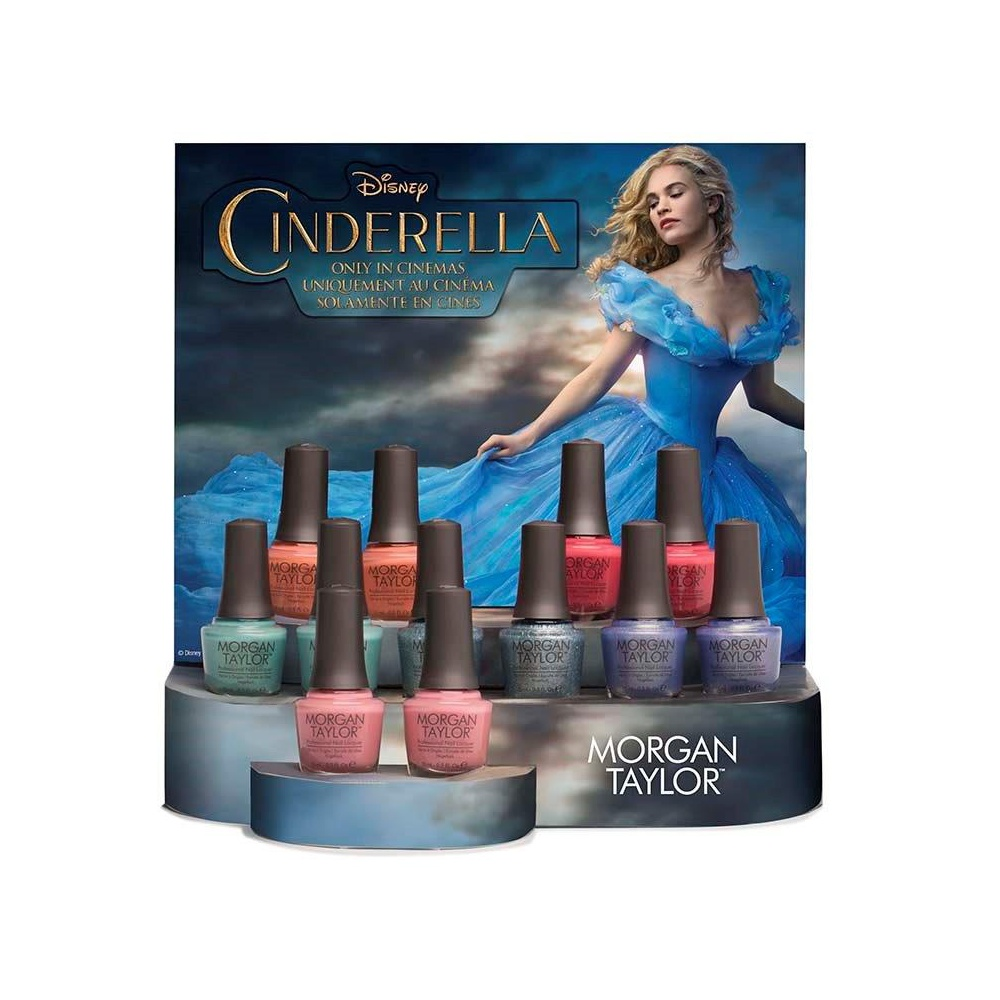 Cinderella Collection Nail Polish
