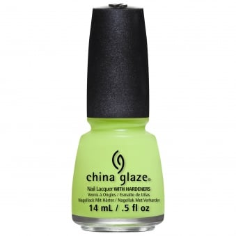 City Flourish Nail Polish Collection 2014 - Grass Is Lime Greener 14ml (81766)