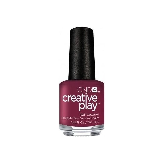 CND Creative Play Nail Lacquer - Berry Busy [460] 13.6ml