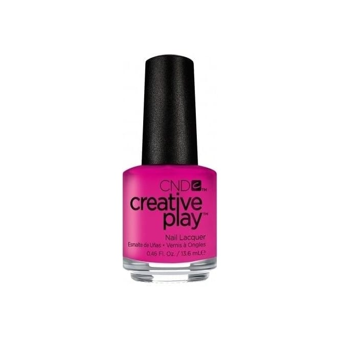 CND Creative Play Nail Lacquer - Berry Shocking [409] 13.6ml
