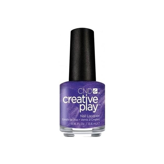 CND Creative Play Nail Lacquer - Cue The Violets [441] 13.6ml