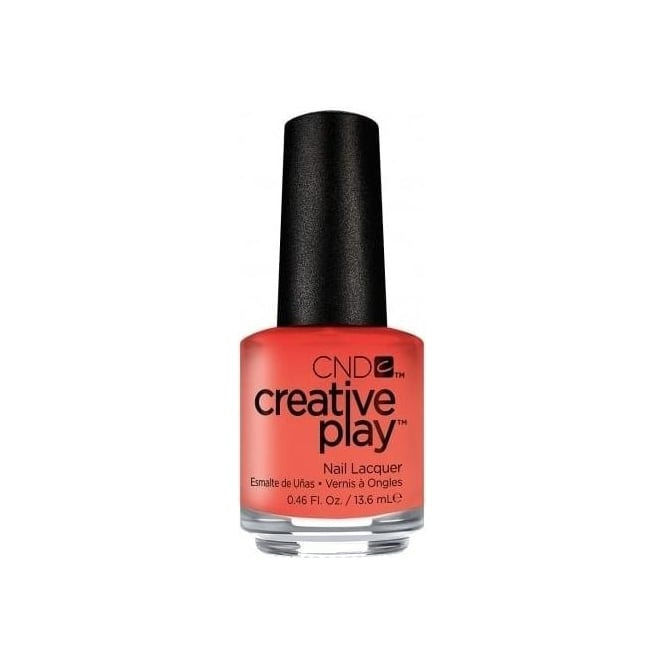 CND Creative Play Nail Lacquer - Peach Of Mind [414] 13.6ml