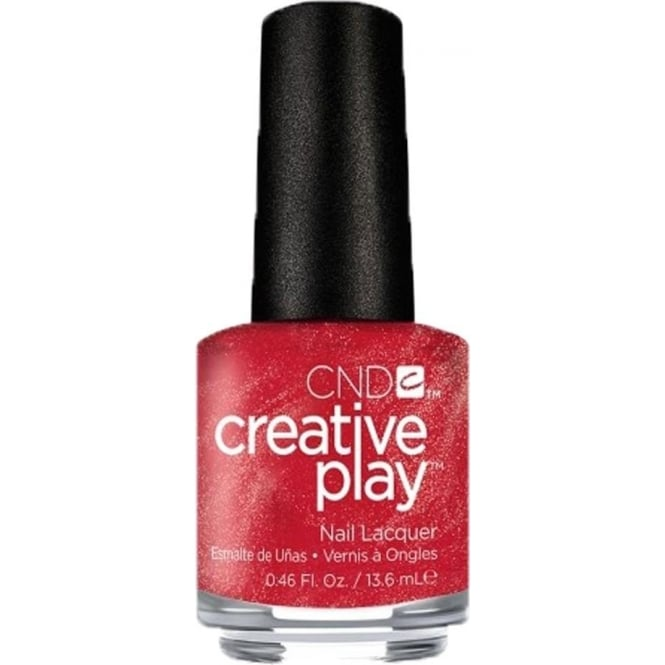 CND Creative Play Nail Lacquer - Persimmon-Ality (419) 13.6ml