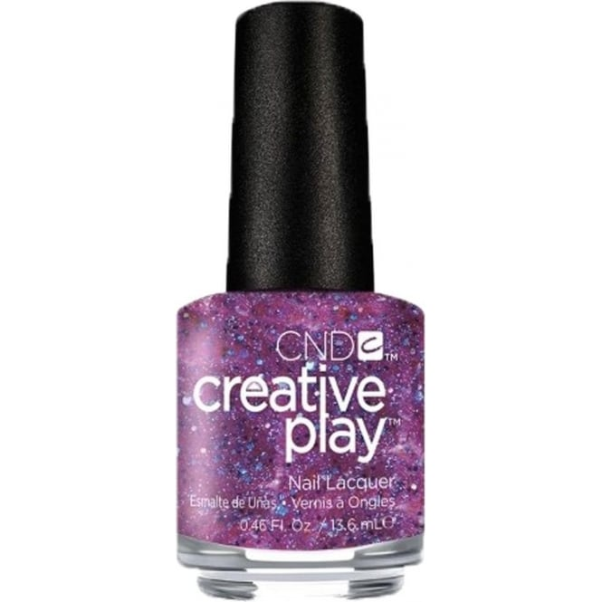 CND Creative Play Nail Lacquer - Positively Plumsy (475) 13.6ml