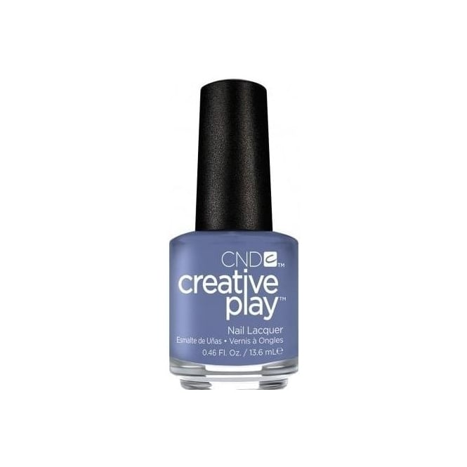 CND Creative Play Nail Lacquer - Steel The Show [454] 13.6ml