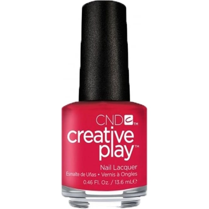 CND Creative Play Nail Lacquer - Well Red (411) 13.6ml