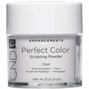 Enhancements Perfect Color Sculpting Powder - Clear 22g