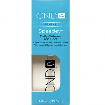 Quick Sealing Daily Defense Top Coat - Speedey 9.8ml