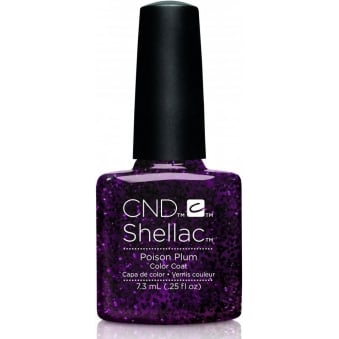 Power Nail Polish - Contradictions Collection - Poison Plum (7.3ml)