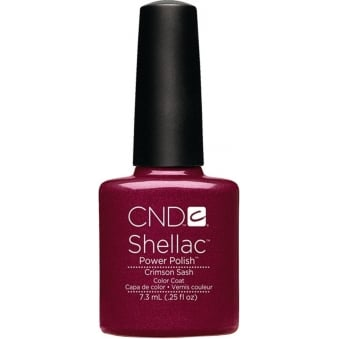 Power Nail Polish - Crimson Sash (7.3ml)
