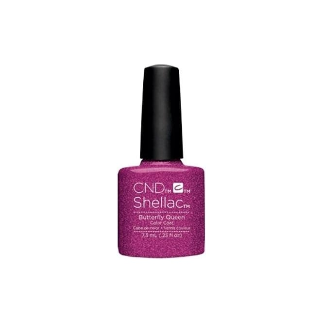 CND Shellac Power Nail Polish - Garden Muse Collection - Butterfly Queen (7.3ml)