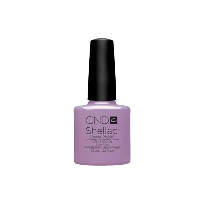 CND Shellac Power Nail Polish - Lilac Longing (7.3ml)