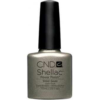 Power Nail Polish - Steel Gaze (7.3ml)
