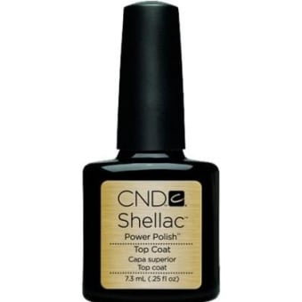 Power Nail Polish - Top Coat (7.3ml)