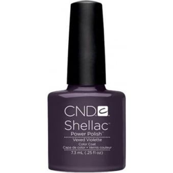 Power Nail Polish - Vexed Violette (7.3ml)