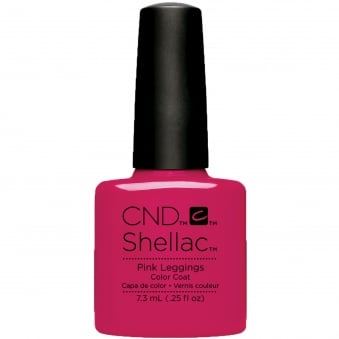 Shellac Wave 2017 Nail Polish Collection - Pink Leggings 7.3ml