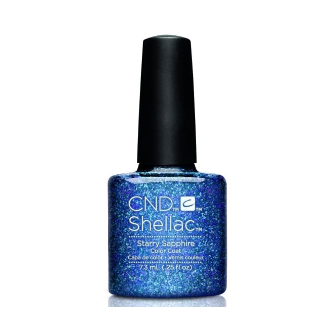 CND Shellac Starstruck 2016 Power Gel Polish Collection - Starry Sapphire (7.3ml)