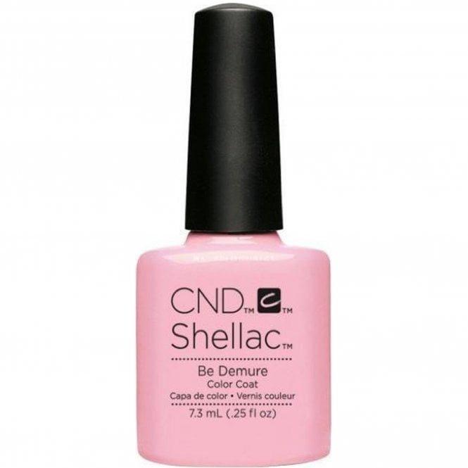 CND - Shellac UV Gel Color - Video Violet - 7.3ml
