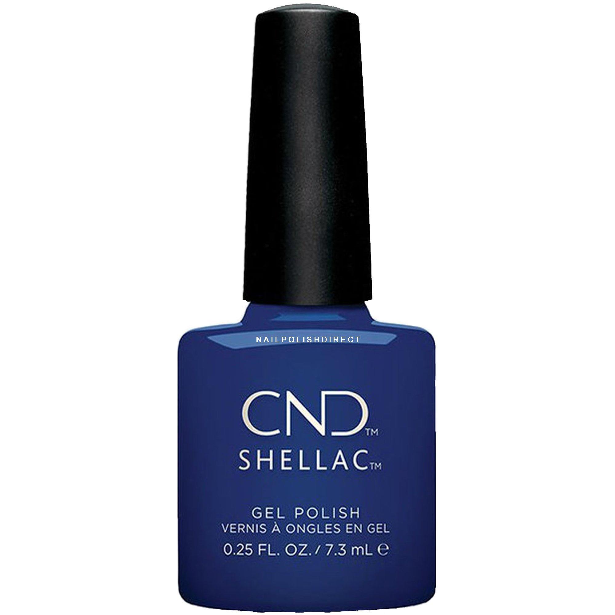 CND Shellac UV Gel Polish - NUDE KNICKERS 90485 7.3ml 0