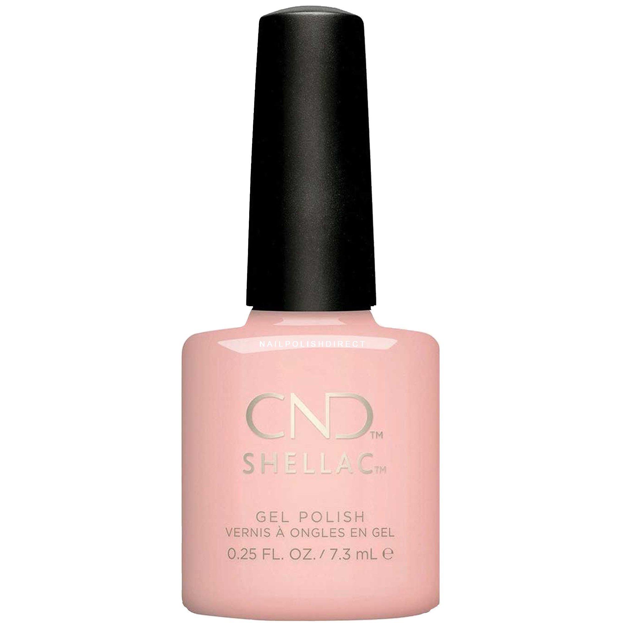 CND - Shellac UV Gel Color - Hot Chilis - 7.3ml